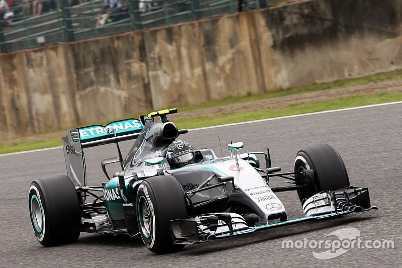 The Silver Arrows secure 10th front row lockout of the season at Suzuka