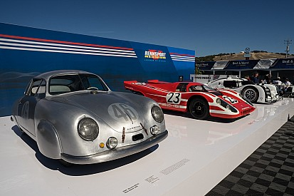 Porsche racing history comes alive at Laguna Seca