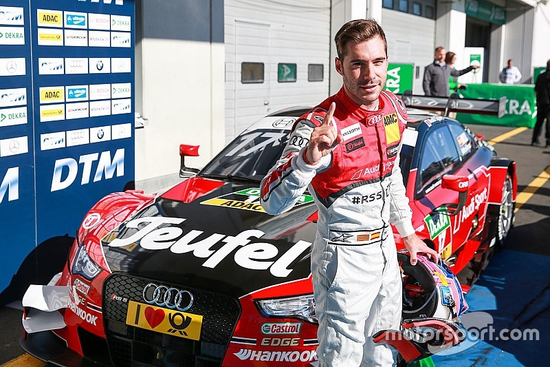 Nurburgring DTM: Molina scores maiden win