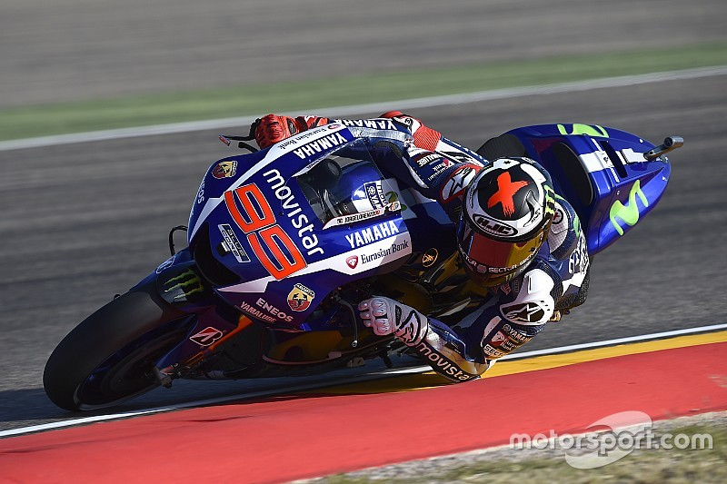 Lorenzo domina ad Aragon e ritorna a -14 da Vale