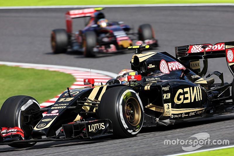 Lotus evita sanciones después del trato con Renault