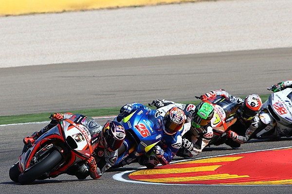 Las mejores fotos del GP de Aragón de Moto GP