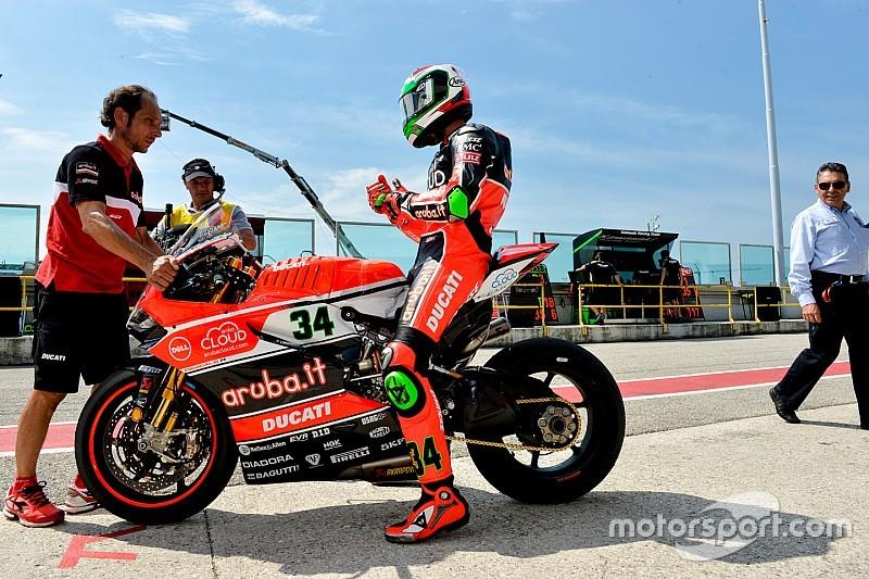 Deux pilotes pour remplacer Giugliano sur la fin de saison
