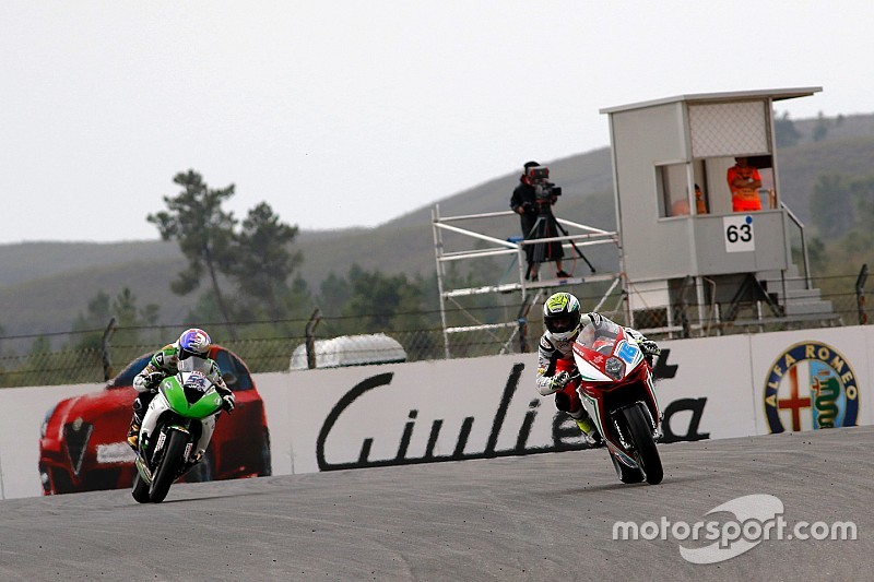 Nico Terol con MV Agusta sino al termine del 2015