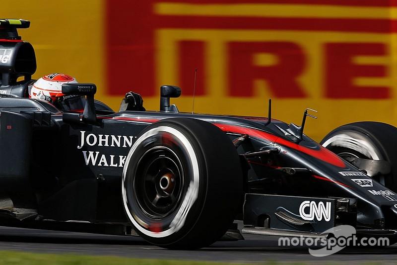 """Chandon assina acordo """"de longo prazo"""" e patrocina McLaren"""