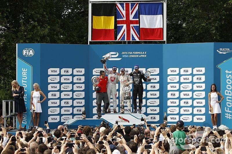 Il doppio ePrix di Londra si correrà il 2 e 3 luglio