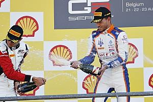 GP3 Interview Ocon - Les performances de Ghiotto, un