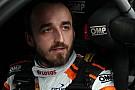 Kubica lidera el shakedown en Córcega