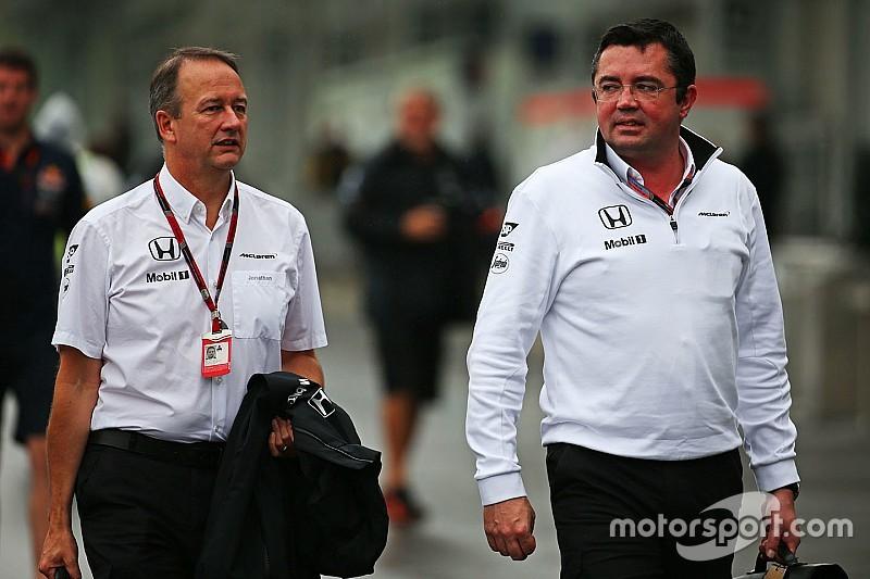 В McLaren исключают финансовые проблемы