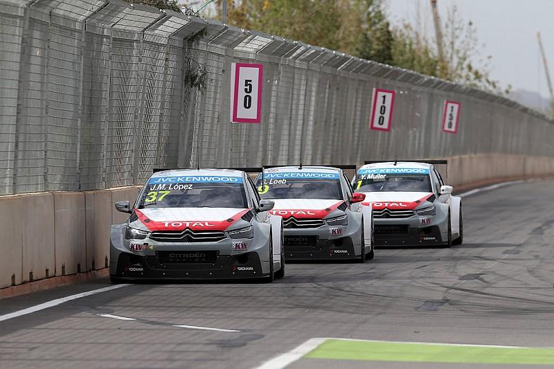 В WTCC появится дополнительная командная гонка