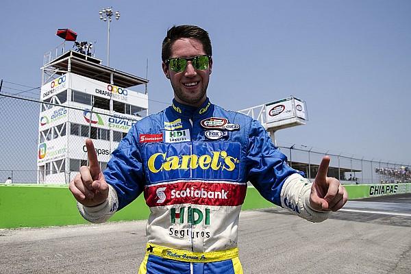 Rubén García Jr. buscará el título de NASCAR México