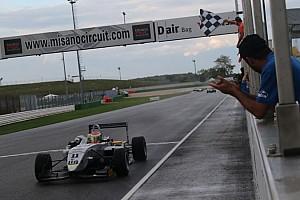 F2 Ultime notizie Alessandro Perullo trionfa in Gara 2 a Misano