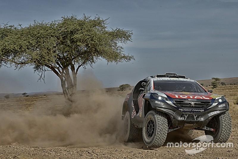 Maroc, étape 1 – Déjà des problèmes pour Loeb