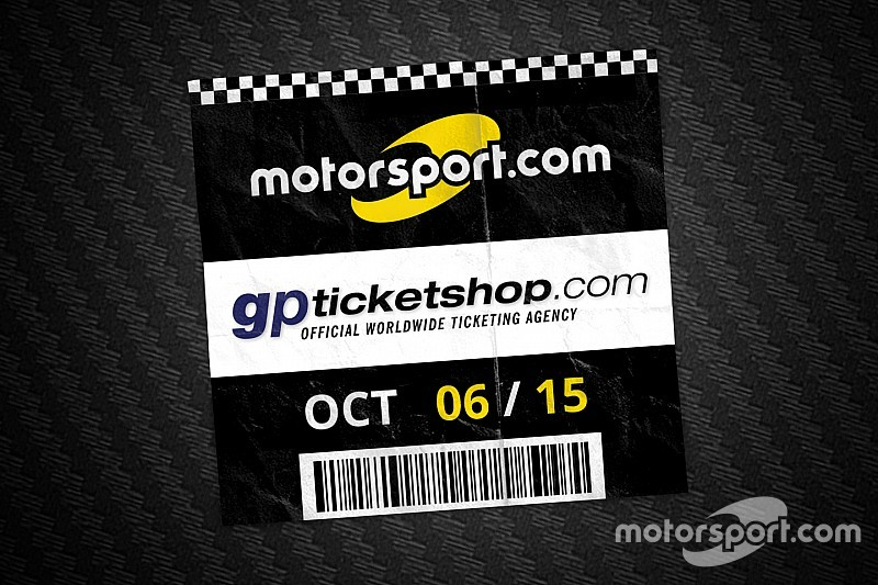 Motorsport.com y gpticketShop.com anuncian una sociedad global