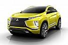 Mitsubishi eX - Un crossover électrique au muscle compact