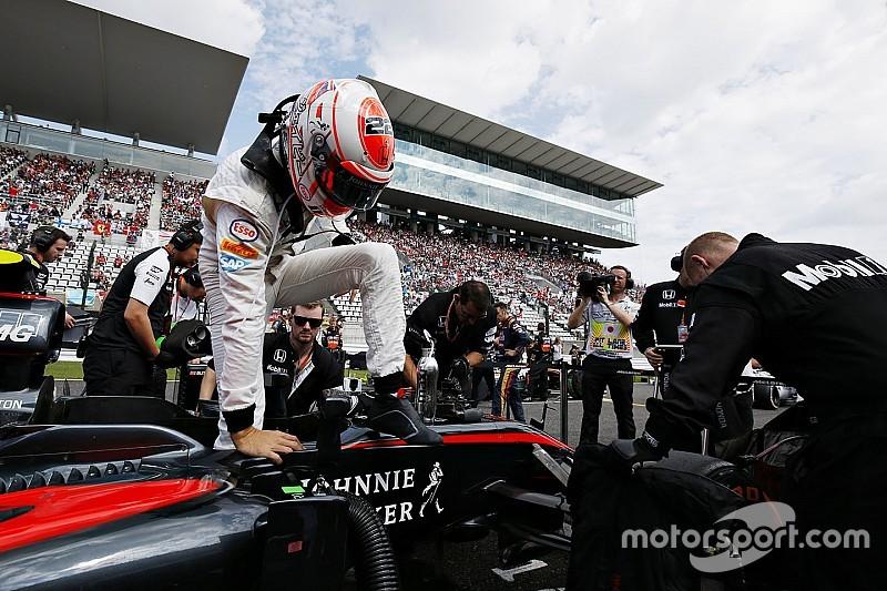 Button é contra introdução de terceiro carro na Fórmula 1