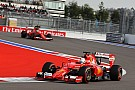 Vettel says Ferrari right to let drivers fight