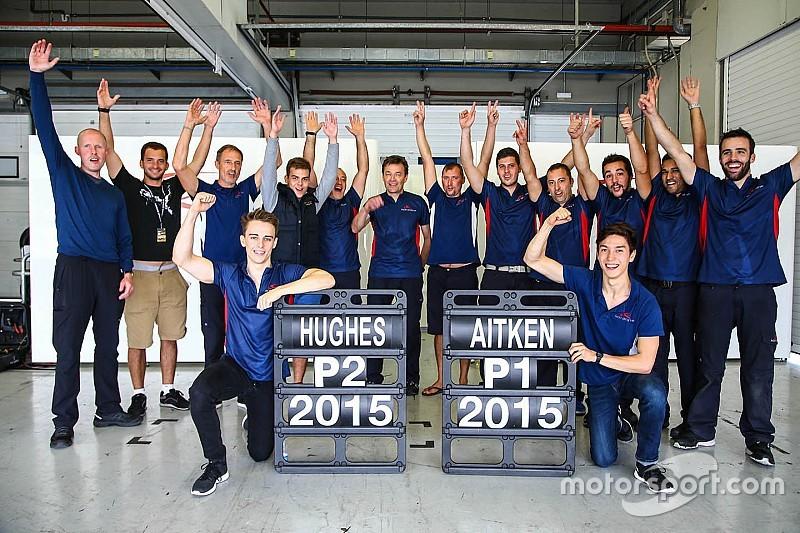 Jack Aitken conquista il titolo F. Renault 2.0 ALPS
