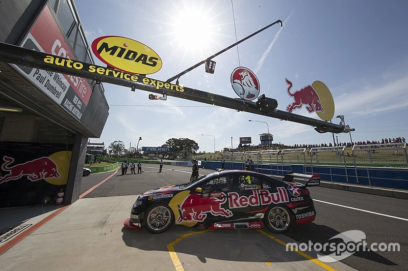 Whincup: Rogue decision to blame for Bathurst penalty