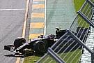 Pastor Maldonado maakt ook naast de baan grote fouten