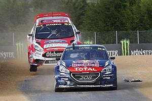 World Rallycross Preview Peugeot près du titre face à Ford, Solberg en mode attaque