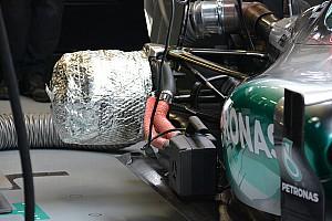 Formule 1 Analyse Technique - Comment Mercedes surchauffe ses freins pour... chauffer ses pneus