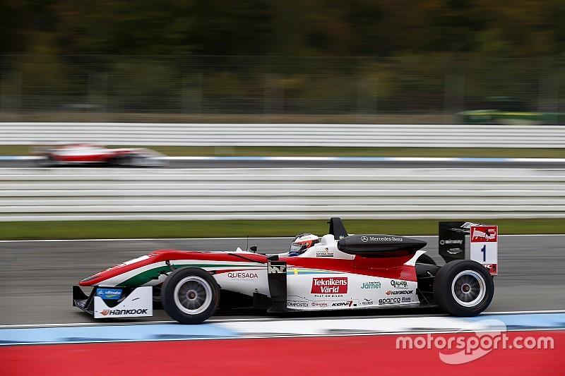 Rosenqvist centra la pole di Gara 1 a Hockenheim