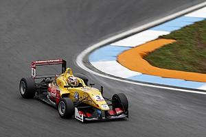 F3 Europe Qualifying report Hockenheim F3: Giovinazzi, Dennis share poles in final qualifying of 2015