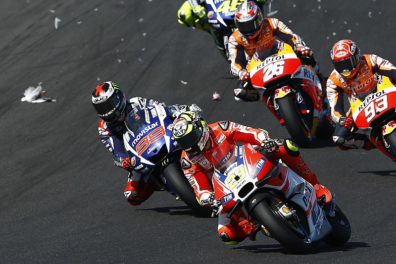 """Iannone revels in """"strongest ever"""" battle at Phillip Island"""