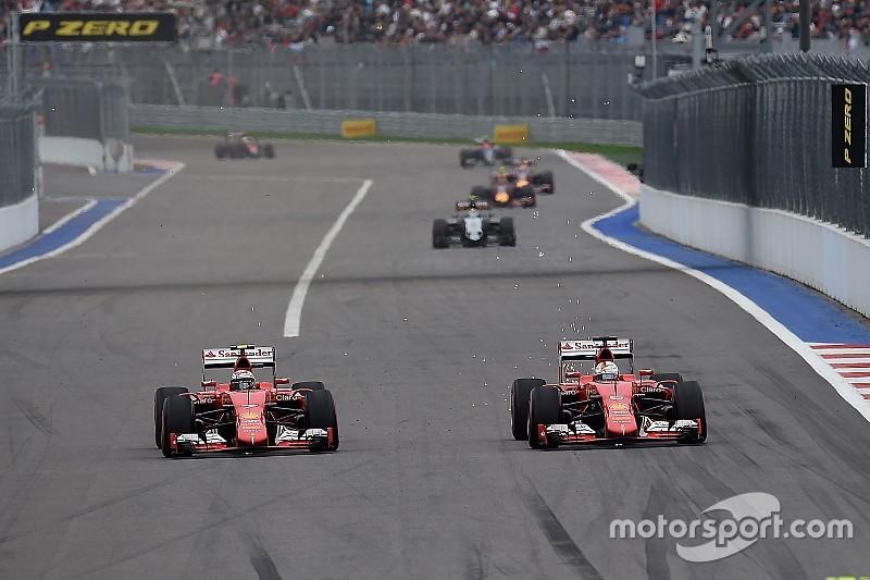 Хэмилтон: Формуле 1 нужна сильная Ferrari