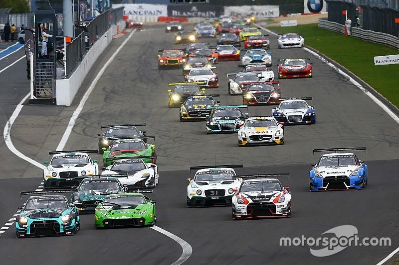 سباق جي تي3 مساند لسباق لومان 24 ساعة كجزء من سلسلة جديدة