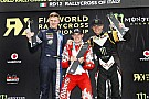 Bakkerud wins Italy RX as Peugeot-Hansen seals 2015 teams' championship