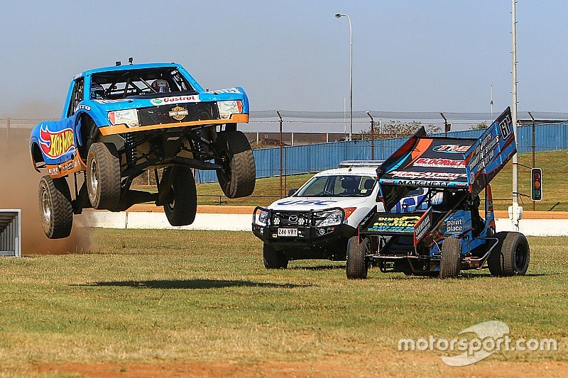 Lowndes keen on Stadium Truck drive