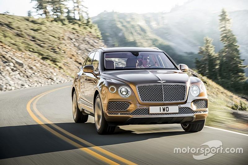 'Bentley Bentayga krijgt zelfde elektrische turbo als Audi SQ7'