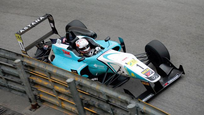 Daniel Juncadella torna al Gp di Macao di Formula 3
