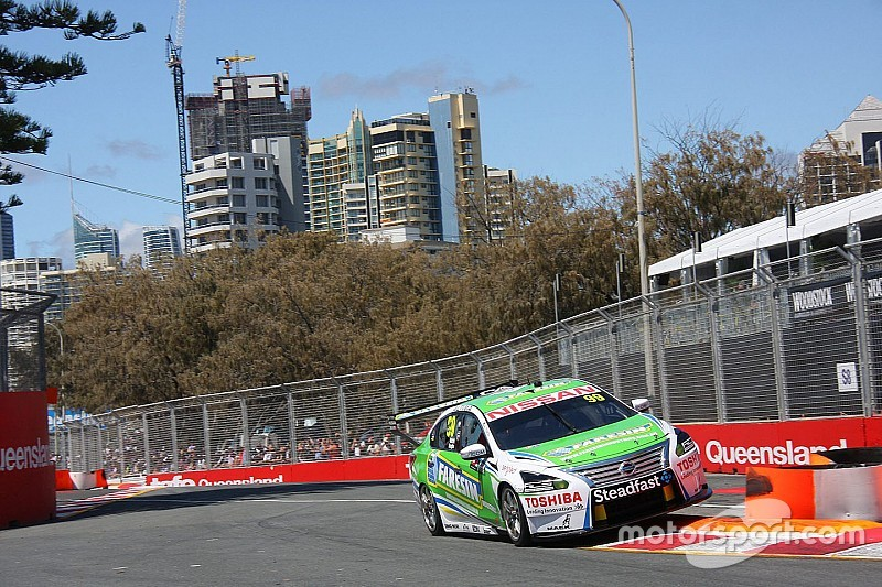 Gold Coast V8s: Moffat fastest in final pre-qualifying practice