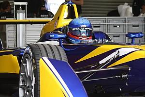 Formule E Résumé d'essais libres Renault e.Dams déjà 8 secondes plus rapide qu'en 2014 à Pékin !