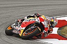 Strong start for Pedrosa and Marquez in Malaysian heat
