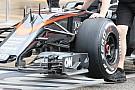 McLaren: è tutta nuova l'ala anteriore della MP4-30