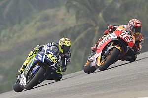 MotoGP Breaking news Rossi to start from back at Valencia, keeps points for third