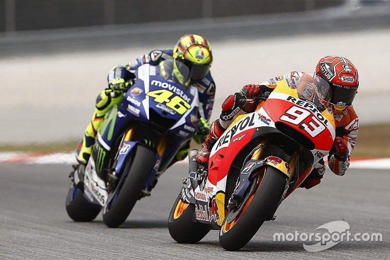 """Rossi: """"Márquez me costó el título"""""""