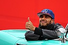 """Lewis Hamilton: """"Das ist der beste Augenblick meines Lebens"""""""