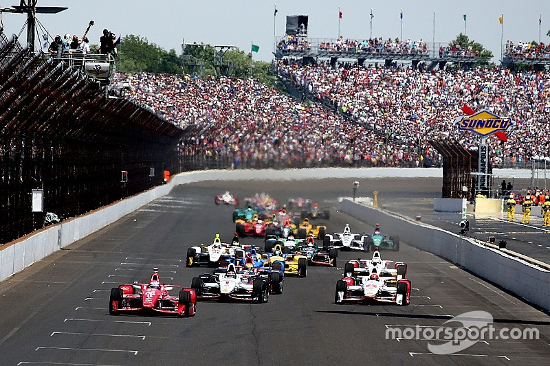Опубликован календарь IndyCar на 2016 год