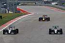 Анализ: шесть ключевых моментов Гран При США