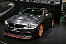 BMW M4 GTS met 500 ps debuteert in Tokyo