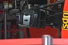 Ferrari: sono state maggiorate le prese dei freni