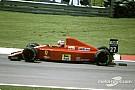 Mansell et son dépassement fou sur Berger au Mexique