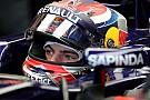 Em pista escorregadia, Verstappen é o mais rápido no México