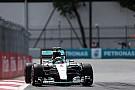 GP Mexiko: Mercedes mit Nico Rosberg an der Spitze
