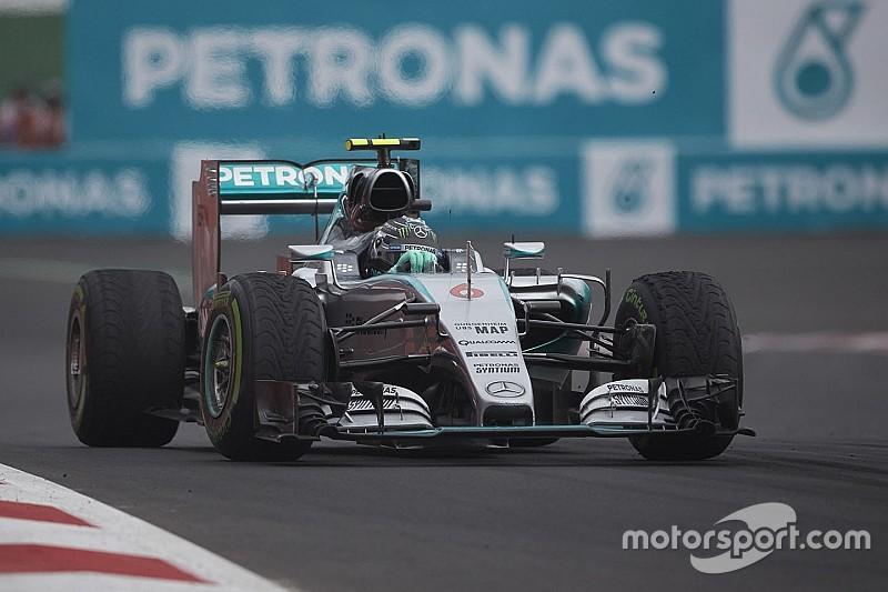 """Rosberg: """"Mi sembrava di andare ancora sui kart"""""""